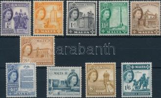 1956 10 klf Forgalmi érték