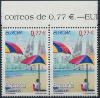 Europa CEPT margin pair, Europa CEPT, Napernyő ívszéli pár