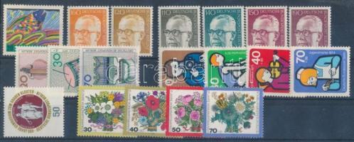1972-1974 19 klf bélyeg