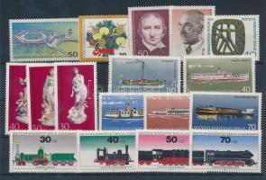 1974-1975 17 klf bélyeg
