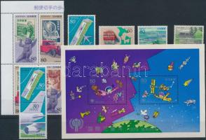 1959-1999 28 db bélyeg + 1 db blokk, 1959-1999 28 stamps + 1 block