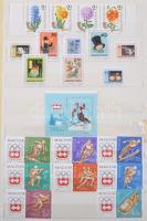 Magyar gyűjtemény a 60-as évekből 10 lapos A/4 berakóban