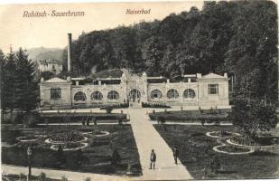 Rogaska Slatina, Rohitsch-Sauerbrunn; Kaiserbad / spa (EK)