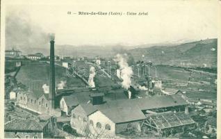 Rive-de-Gier, Usine Arbel / factory