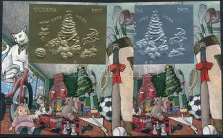 Christmas blockset, Karácsony blokksor
