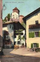 Chiusa, Klausen in Tirol; street (EK)