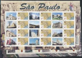 Greeting Stamps complete sheet set, Üdvözlőbélyeg teljes ívsor
