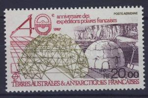40th anniversary of the French expedition to polar, A francia sarki expedíció 40. évfordulója, 40. Jahrestag der französischen Polarexpedition