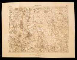 kunszentmiklós térkép 1927 Kunszentmiklós térkép, M. Kir. Állami Térképészeti  kunszentmiklós térkép