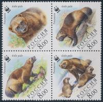 2004 WWF: Torkosborz sor Mi 1198-1201