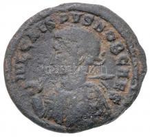 Római Birodalom / Trier / Crispus 322-323. Follis Cu (2,72g) T:2-,3 Roman Empire / Trier / Crispus 322-323. Follis Cu IVL CRISPVS NOB CAES / BEATA TRAN-QVILLITAS - VO-TIS-XX - .STR. (2,72g) C:VF,F RIC VII 372.