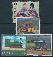 1997-2001 4 db bélyeg
