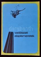 Dr. Bencze Lajos - Dr. Dániel István (szerk.): Vadászati alapismeretek. (A vadászvizsga anyaga) Budapest, 1975, Mezőgazdasági Kiadó. Kiadói papírkötés, 223 p.