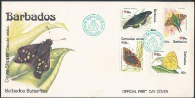 Nemzetközi Bélyegkiállítás PHILANIPPON '91 sor FDC-n International Stamp Exhibition PHILANIPPON '91 set