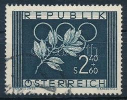 1952 Olimpiai játékok, Oslo Mi 969