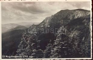 Hășmașul Mare / mountain, Nagy-Hagymás