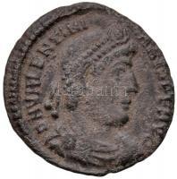 Római Birodalom / Siscia / I. Valentinianus 367-375. As Br (2,19g) T:2- Roman Empire / Siscia / Valentinian I 367-375. As Br D N VALENTINI-ANVS P F AVG / GLORIA RO-MANORVM - M - P* - DSISC (2,19g) C:VF RIC IX 14a