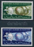 1974 100 éves az UPU (I.) sor Mi 493-494