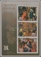 1987 Karácsony blokk Mi 111