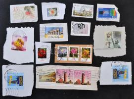 Németország ~20 kg modern áztatni való főleg képes bélyeg
