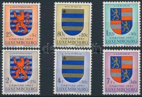 Coat of Arms (II) set, Címer (II) sor