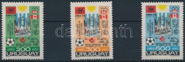 UPU, Football World Cup, Olympics set, UPU, Labdarúgó VB, olimpia sor