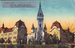 Temesvár Piarist grammar school (EB)