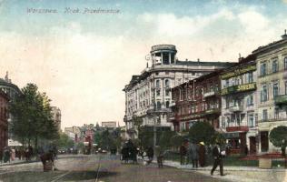 Warsaw, Warszawa; Krak. Przedmiescie