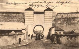 Lőcse, Levoca; Közép (Sic-Sic) kapu / castle gate