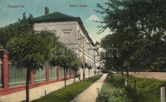 Dombóvár, Állami iskola (EK)