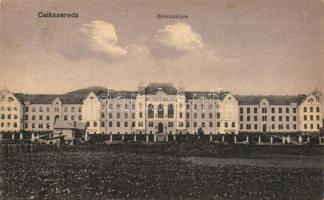 Csíkszereda, Miercurea Ciuc; Római katolikus gimnázium / Roman Catholic grammar school