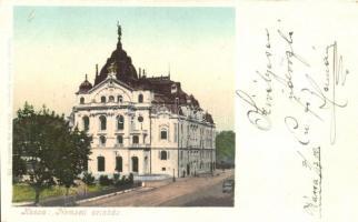 Kassa, Kosice; Nemzeti színház, kiadja Cattarino / theatre