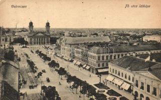 Debrecen, Fő utca (EK)