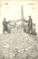 Arad, Vesztőhely / martyrs monument
