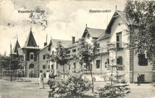 Keszthely-fürdő, Balaton szálló (Rb)