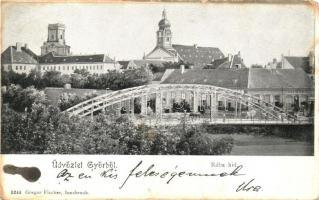 Győr, Rába híd (EK)