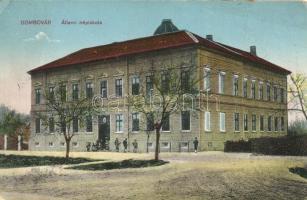 Dombóvár, Állami népiskola (EK)