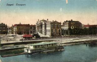 Szeged, Tiszapart (Rb)
