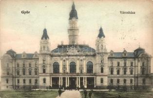 Győr, Városháza (EK)