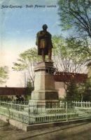 Zalaegerszeg, Deák Ferenc szobra, kiadja Breisach Sámuel (EK)