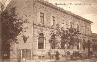 Dombóvár, Kereskedelmi Kaszinó