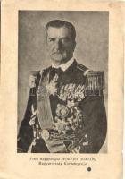 Vitéz Nagybányai Horthy Miklós, Magyarország kormányzója (b)
