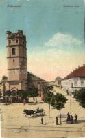 Debrecen, Széchenyi utca, templom (EB)
