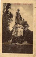 Debrecen, Bocskai szobor (ázott / wet damage)