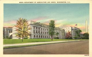 Washington, D. C. Department of Agticulture and Annex.