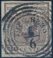 1850 Mi 4 HP I TOL(ME)ZZO Certificate: Babor