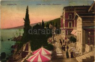 Abbazia, Hotel and Cafe Quarnero (EK)