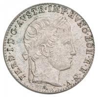 Ausztria 1840A 3kr Ag I. Ferdinánd Bécs (1,7g) T:1- /  Austria 1840A 3 Kreuzer Ag Ferdinand I Vienna (1,7g) C:AU Krause KM#2191