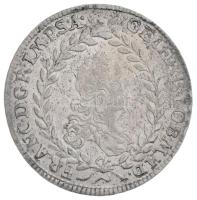 Ausztria 1758H-A 20kr Ag I. Ferenc (6,55g) T:2 /  Austria 1758H-A 20 Kreuzer Ag Franz I (6,55g) C:XF Krase KM#2028