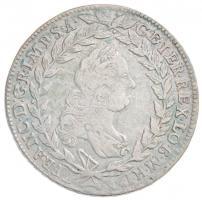 Ausztria 1765W-I 20kr Ag I. Ferenc (6,48g) T:1-,2 /  Austria 1765W-I 20 Kreuzer Ag Franz I (6,48g) C:AU,XF Krause KM#2028.